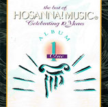the Best of Hosanna! Music - Celebrating 10 Years Album One+Two (2-CD-Box)