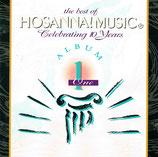 the Best of Hosanna! Music - Celebrating 10 Years Album One+Two (2-CD-Box)