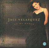 Jaci Velasquez - On My Knees : The Best of Jaci Velasquez