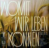 Siegfried Fietz - Womit wir leben können
