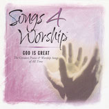 Songs 4 Worship - God Is Great 2-CD
