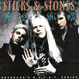 Larry Norman - Sticks And Stones (2-CD)
