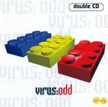 VIRUS : Odd (2-CD)