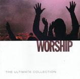 WORSHIP - The Ultimate Collection 2-CD (Newsboys, Sonicflood, Chris Tomlin, Matt Redman, Delirious, Katinas, u.a.)