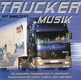 Deutsche Bibelgesellschaft : Trucker Musik mit Bibeltext