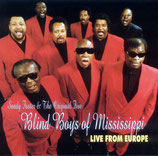 Blind Boys of Mississippi - Live From Europe