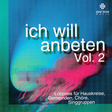 Janz Team - Ich will anbeten Vol.2