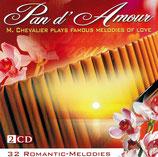 Walter Brühlmann - Pan d'Amour (2-CD)