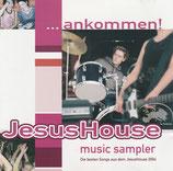 JesusHouse music sampler ... ankommen! (Die besten Songs aus dem JesusHouse2004)