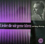 Lieder, die wir gerne hören mit Heinz Stossberg