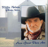 Willie Nelson - How Great Thou Art