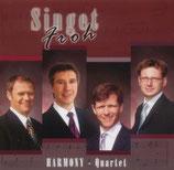 Harmony Quartett - Singet froh