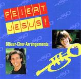 Feiert Jesus! - Bläser-Chor-Arrangements