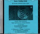 Peter Janssens - Kurs: Gottes Erde ; Ein Kinder-Weltall-Erden-Spiel CD-R (im Slim Case)