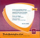 Radio-Chor und Männerchor der Bibelschule Beatenberg - Frohe Botschaft im Lied 45656