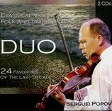 Serguei Popov - Duo