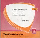 Evangeliumsterzett Stuttgart - Frohe Botschaft im Lied 45669