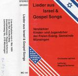 Kinder-und Jugendchor der Freien Evang.Gmemeinde Münsingen : Lieder aus Israel & Gospel Songs