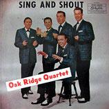 Oak Ridge Quartet - Sing And Shout