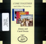 Jimmy & Carol Owens - Come Together and Other Favourites