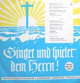 Familie Georg Scharnowski - Singet und spielet dem Herrn!