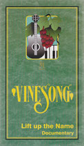 VINESONG Lift Up The Name Documentary VHS VIDEO