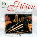 Fest der Flöten : Weihnachtsmelodien mit Christine Soest, Heike Wetzel, Carlos Roncal und Luca Genta