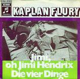 Kaplan Flury - Jimi, oh Jimi Hendrix