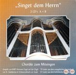 Hermann Engel - Singet dem Herrn A+B : Choräle zum Mitsingen (2-CD)
