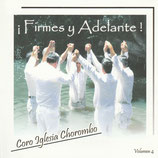 Coro Iglesia Chorombo - Firmes y Adelante!
