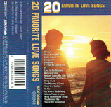 BENSON Music - 20 Favorite Love Songs (Various CCM Solo Artists)