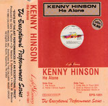 Kenny Hinson - He Alone