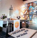 Evangelischer Sängerbund - Lass mich dein sein und bleiben