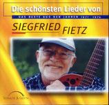 Siegfried Fietz - Die schönsten Lieder CD