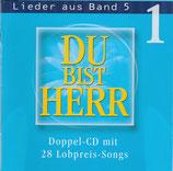 Du bist Herr - Lieder aus Band 5, Vol.1 (2-CD)