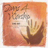 Songs 4 Worship - Sing Out 2-CD