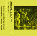 Herold Sahm - Froh in die Zukunft schau'n MC (Musikkassette)
