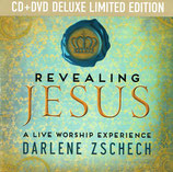 Darlene Zschech - Revealing Jesus (A Live Worship Experience) CD+DVD Deluxe Limited Edition