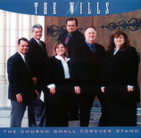 The Wills - The Church shall forever stand CD