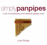 FREE THE SPIRIT : simply panpipes ; Love Songs