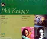 Phil Keaggy - Town To Town / Ph'lip Side / Play Thru Me