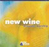 New Wine Acoustic Worship Volume One
