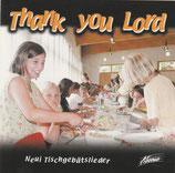Adonia - Thank you Lord - Neui Tischgebätslieder
