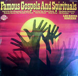 The Lee Hayes Singers - Famous Gospel And Spirituals
