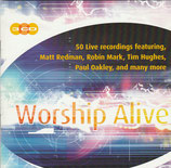 Kingsway : Worship Alive - 50 live recodings (3-CD Box)