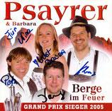 Psayrer & Barbara - Berge im Feuer