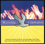Worship Celebration (hänssler music) (Darlene Zschech, Don Moen, Matt Redman, Brian Doerksen, Paul Baloche,...)