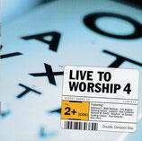 LIVE TO WORSHIP 4 (2-CD)