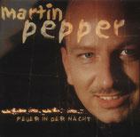 Martin Pepper - Feuer in der Nacht