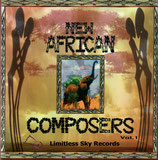 NEW AFRICAN COMPOSERS Vol.1 - Yekete Beat Band, Achigo Band, Ndala Kasheba,..)